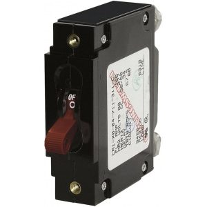 7250I - Circuit Breaker CA1 100A Red IP