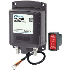 7620 - ML-ACR Automatic Charging Relay - 12V DC 500A