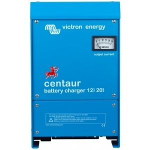 Victron Centaur battery charger, 12 volt, 20 amp model