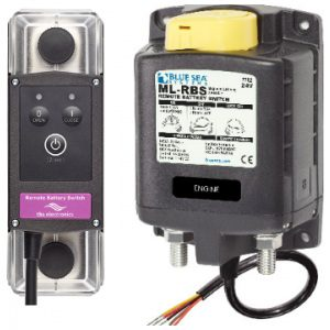 Remote Battery Switches